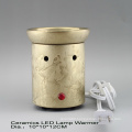 15CE23973 Gold Plated Electric LED Light Warmer