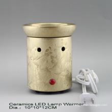 15CE23973 Chauffe-lumière électrique LED plaqué or