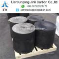 Китай горячей продажи углерода, затир электрода цилиндров/Содерберг Электродная цилиндров/электрод вставить в Иран, Египет и Саудовская Аравия