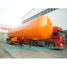59.520 Liter lpg Transporttank Anhänger mit 3 Achsen, lpg Anhänger Tank Hersteller