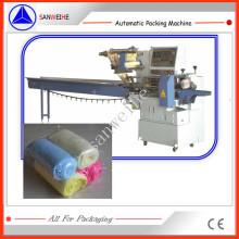 China Lieferant Swsf 450 Handtücher Automatische Verpackungsmaschine