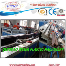 High output of Double screw extrusion machine line