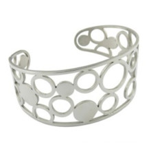 New Arrival Women Jewelry Silver Bracelet