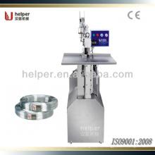Machine de découpe simple sansage électrique avec cutter