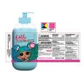 Custom Sticker Plastic Bottle Cosmetic Label Printing
