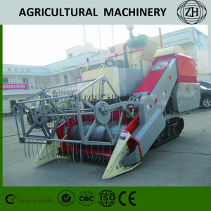 Mini Harvesting Machinery for Wheat and Rice