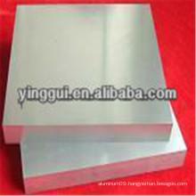 6061(N20/H20) 6063(HT9) aluminium alloy thick plain diamond sheet / plate