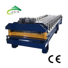 Machine de formage de rouleaux de panneau