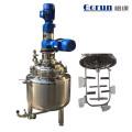Tanque de mistura de mistura detergente líquido do champô do tanque do misturador do sabão líquido