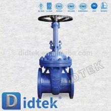 Válvula de compuerta DN 200 de acero al carbono DIN Didtek