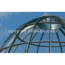 inox aviary mesh