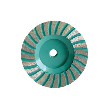 Double Sides Turbo Diamond Cup Wheel, Double Side Cup Grinding Wheel,Grinding Disc