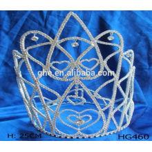 A fábrica de desempenho de toda a temporada diretamente coroa tiara e cetro