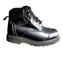 Buffalo Leather Industrial Shockproof comfortable men safety  work industrial shoes