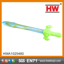 High Quality 38CM Colorful soap bubble water bubble sword