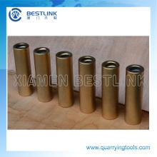 R25 R32 rápido tubo manguito de acoplamiento para equipos de perforación