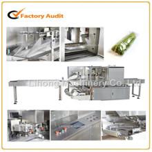 Xzb-850 Flowpack Vegetables Packing Machine