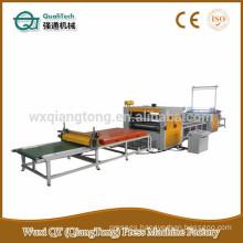 Film laminating machine / PVC laminate machine / PUR hot melt glue laminating machine