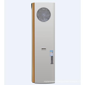 2017 new air water floor heating heat pump water heater