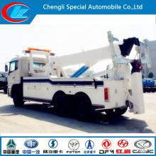Dongfeng 6X4 Heavy Duty Road Wrecker Truck