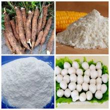Maíz, línea de producción de almidón modificada para maíz