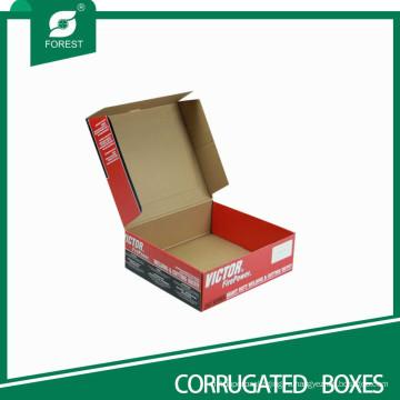 Высокое качество пользовательские печатные овощей, Бумажная упаковка для транспортировки картонных коробок