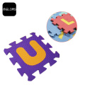 Melors Letras Puzzle Kids Baby Gym Play Mat