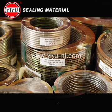 Pipeline Wound Gasket with IR and OR
