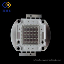 hot selling 50w 395nm UV COB led chip for 3D printing