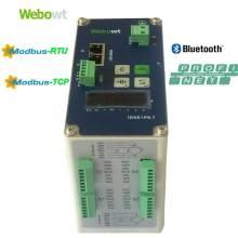 Индикатор электронных весов поддерживает четыре индикатора весов