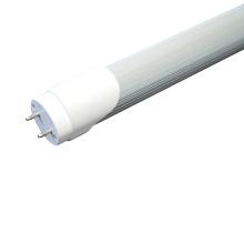 5 anos de garantia a tampa leitosa 1200mm da luz 18W do tubo do diodo emissor de luz de 140lm / W T8