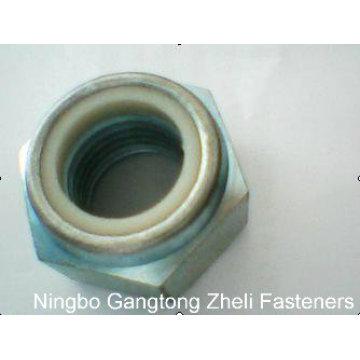 DIN985stainless стальные подгаечники нейлона для промышленности