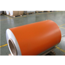 Color- Coated Aluminium Coil Constitution Structure