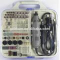 135W Portable Hobby Mini Grinder Rotary Tools Zubehör Set mit Flex Shaft Handheld Electric 163pcs Multi Tool Kit