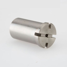 kundenspezifische CNC-Bearbeitung Dienstleistungen Aluminium-Kupferteile
