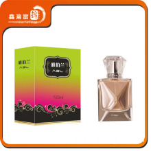 China Made Paper Perfume Packaging Box