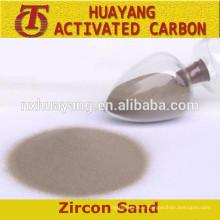 Sable de zircon de haute qualité avec le prix raisonnable de sable de zircon