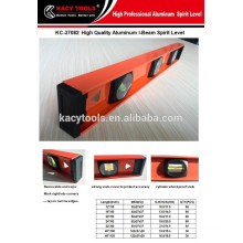 High quality I-BEAM aluminum spirit level