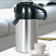 Aço inoxidável Thermo Isolado Airpot