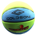 2018 YONO Cheap Custom Rubber Basketball Ball Size7