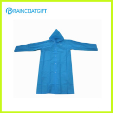 Promotion Clear Long PE Raincoat (RPE-182)