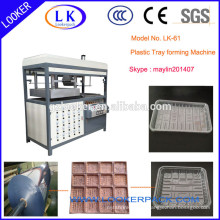 Clamshell Vacuum Forming Machine for fast food