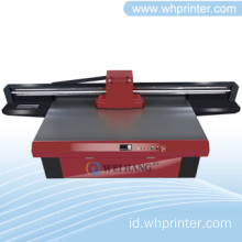 UV Printer dengan tinta UV keras