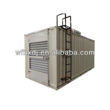 Hot sales 22.5-1250KVA container diesel generator sets with CE, ISO
