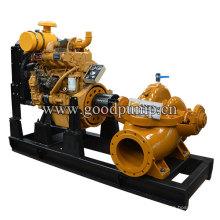 Ensemble de pompe à eau diesel pour l'irrigation