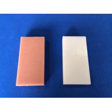 Implantes retangulares de silício, blocos de escultura