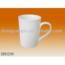 Fabrik direkt Großhandel 10,6 Unzen Porzellan Wasser Tasse