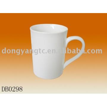Fábrica direta atacado 10.6 oz xícara de água de porcelana