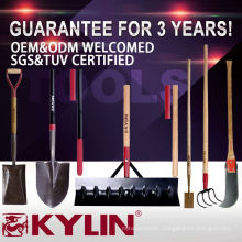 Different Types Of Carbon Steel Hand Shovels For Sale Digging Tools