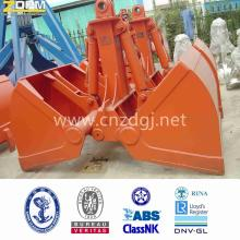 Hydraulic Electrical Excavator grapple